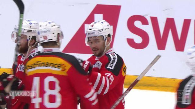 Hockey, match amical: deux victoires de l'équipe de Suisse face à l'Allemagne [RTS]