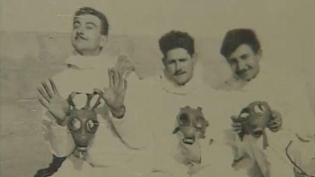 Des soldats exposés à la radioactivité lors des premiers essais nucléaires français, 1960 [RTS]