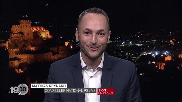 """Matthias Reynard: """"Il y a une énorme évolution dans la société suisse"""". [RTS]"""