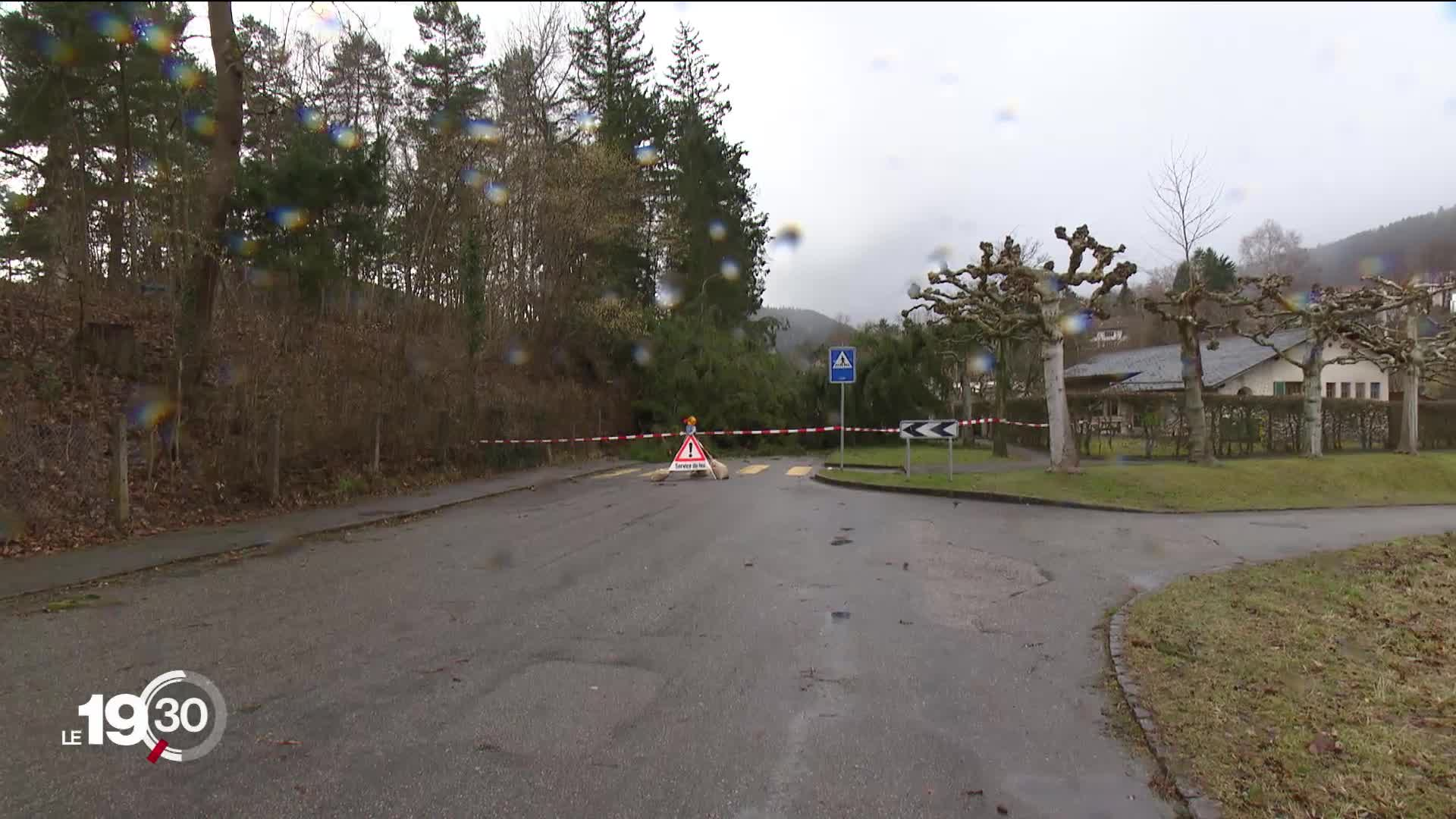 Ciara storm, peaks at 166 km / h were recorded in the north of Switzerland, killing one in the canton of Friborg