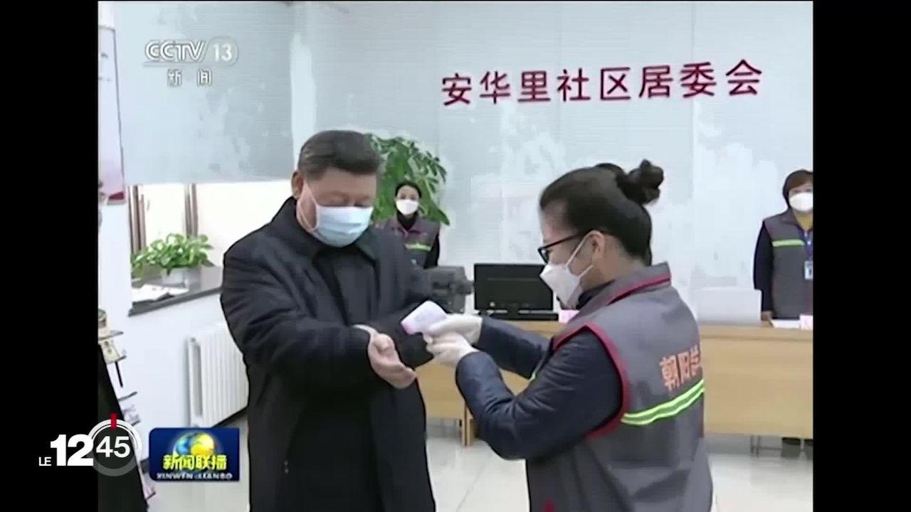 En Chine, le bilan de l'épidémie de coronavirus a franchi la barre symbolique des 1000 morts. [RTS]