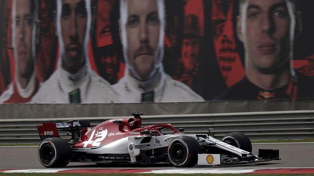 L'an dernier, le GP de Chine s'était disputé dans des conditions parfaites. [Andy Wong - AP]