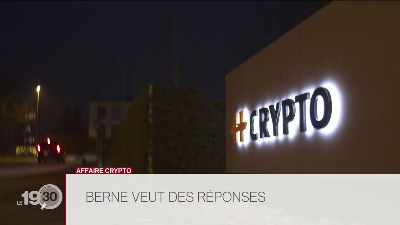 Les Cryptoleaks provoquent le malaise à Berne. La neutralité suisse est mise à mal par cette affaire d'espionnage de la CIA. [RTS]