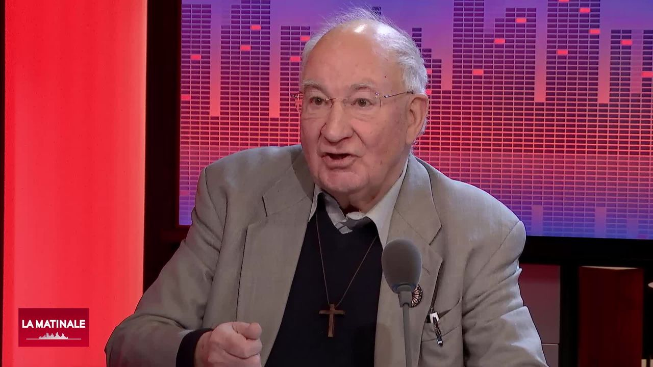 L'invité de la Matinale (vidéo) - Claude Ducarroz, ancien prévôt de la cathédrale de Fribourg [RTS]