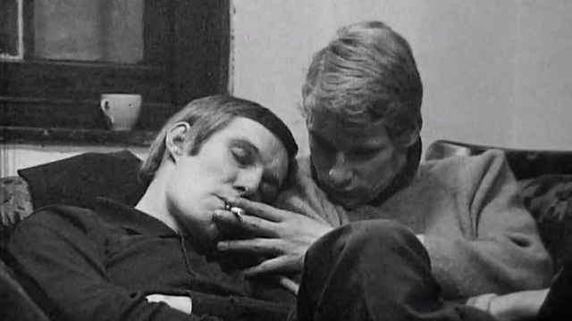 La consommation de drogue en Suisse en 1969 [RTS]