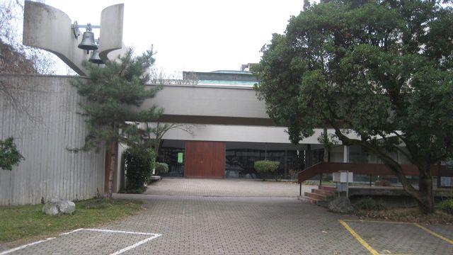 Une vue du Centre paroissial de Champel. [DR - champel-malagnou.epg.ch]