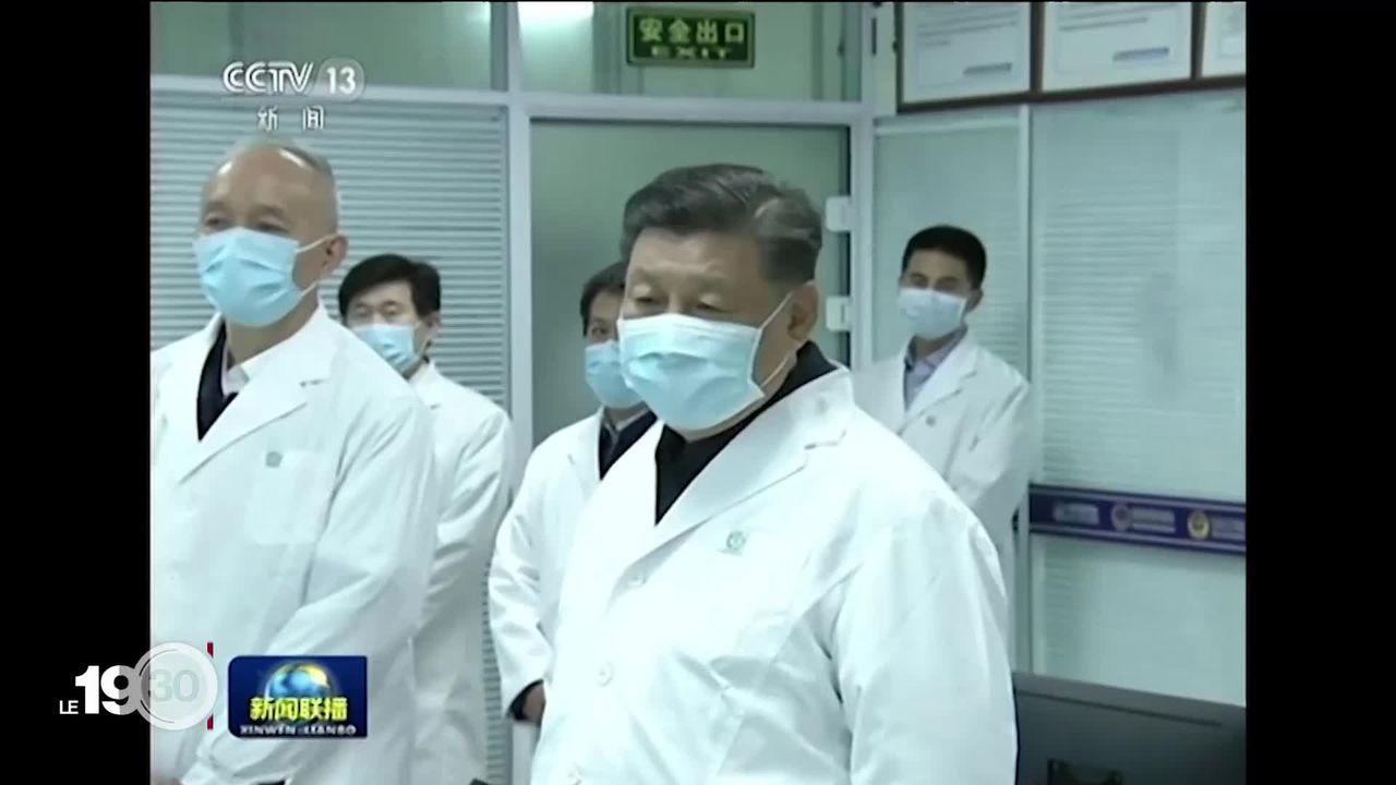 Coronavirus: le bilan des décès et des contaminations a bondi en Chine continentale. C'est lié à de nouvelles méthodes de calcul. [RTS]