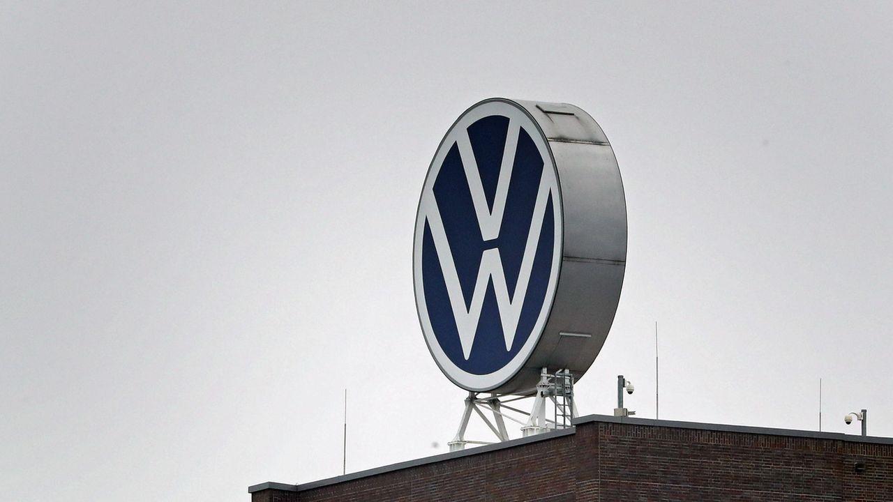 Volkswagen a proposé 830 millions d'euros pour solder un procès groupé allemand. [Focke Strangmann - Keystone/EPA]