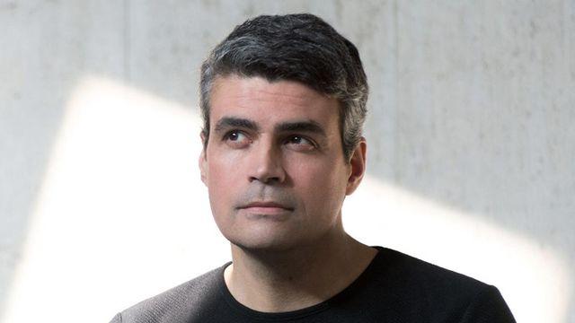 Antonio Rodriguez, professeur de littérature à l'Université de Lausanne (UNIL). [Felix Imhof - DR]