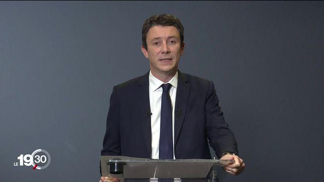 Benjamin Griveaux ne vise plus la Mairie de Paris après la diffusion de vidéos intimes à caractère sexuel [RTS]