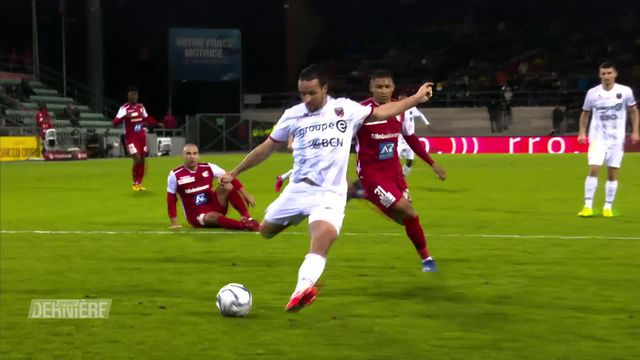 Super League, 22e j.: Sion - NE Xamax (1-2) [RTS]