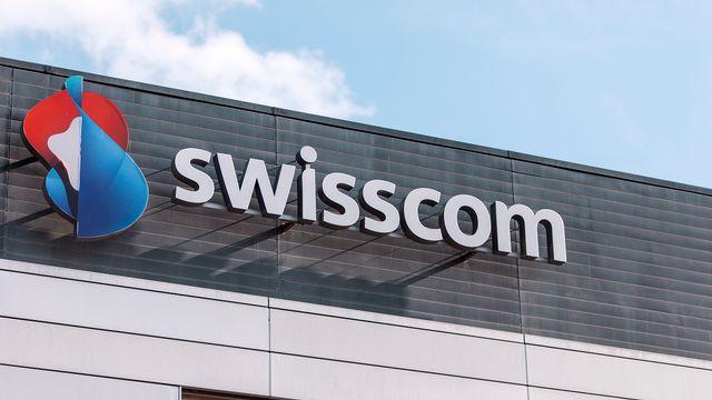 Swisscom a fait face à une panne importante durant la nuit du 12 février 2020. [Gaetan Bally - Keystone]