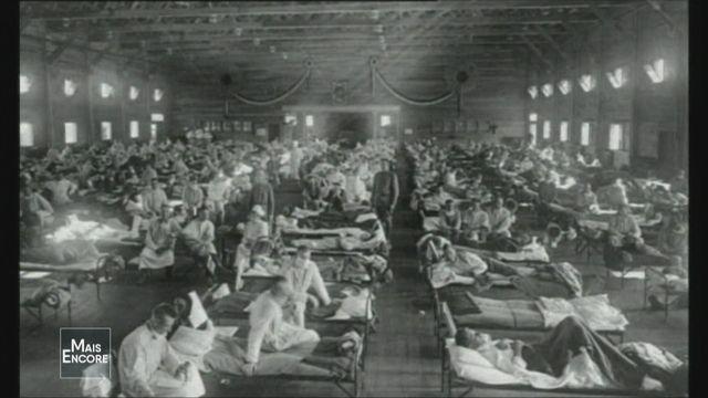 De la grippe espagnole au SRAS, les épidémies qui ont secoué la planète [RTS]