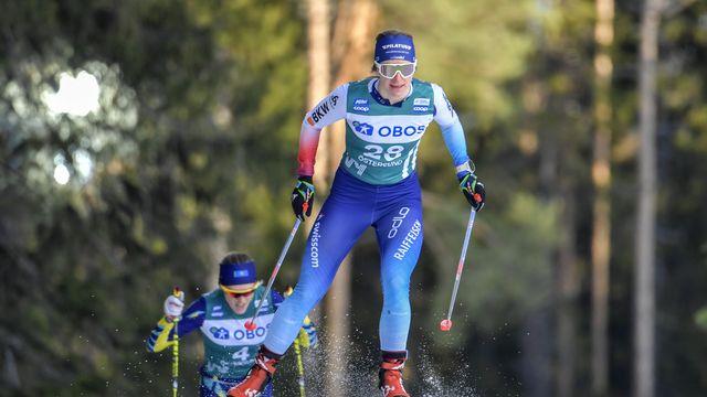 Ski nordique dames 2019-2020