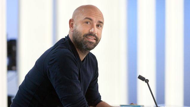 Frédéric Recrosio a été nommé codirecteur du théâtre Boulimie. [Laurent Bleuze - RTS]