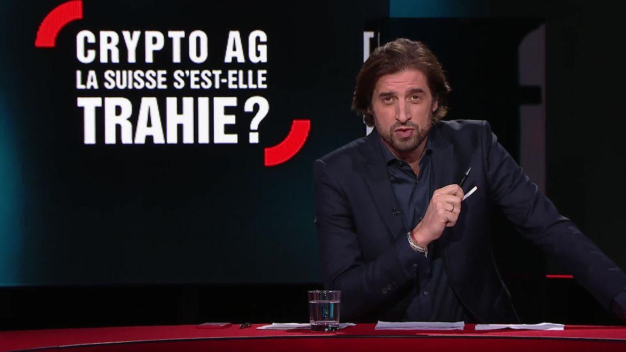 Crypto AG, la Suisse s'est-elle trahie? [RTS]