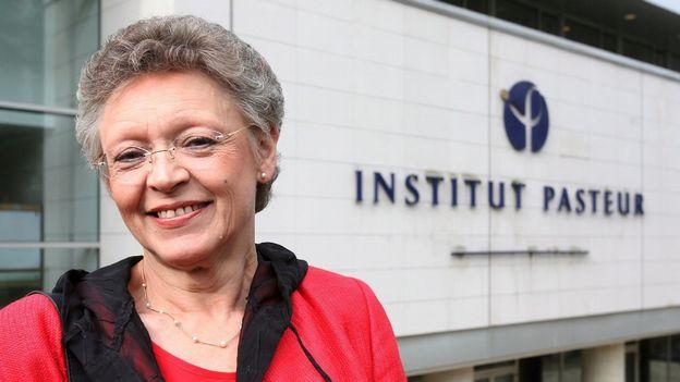Françoise Barré-Sinoussi, une prix Nobel engagée contre le VIH - Radio -  Play RTS