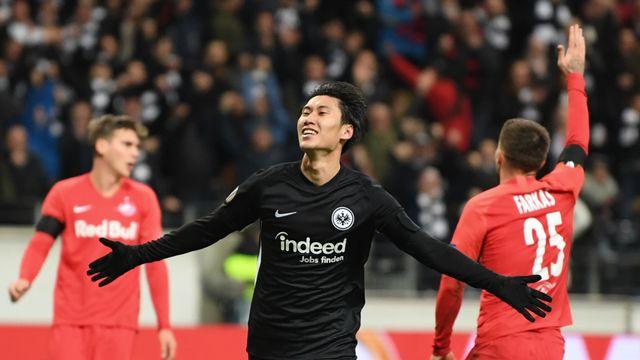 Kamada signe un triplé et donne la victoire à son équipe
