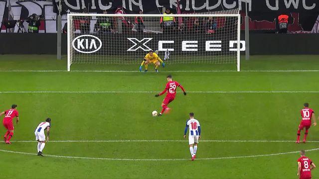 1-16 aller, B.Leverkusen - Porto (2-1): le Bayer s'impose à domicile [RTS]