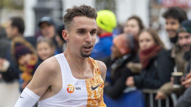 Wanders a été le coureur européen le mieux classé. [Martial Trezzini - Keystone]