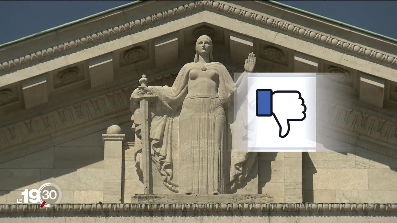 """Attention aux conséquences avant de presser la touche """"j'aime"""" ou """"partager"""" sur facebook. [RTS]"""