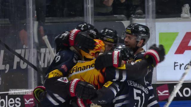 National League, 47e journée: Fribourg - Lugano (6-3) [RTS]