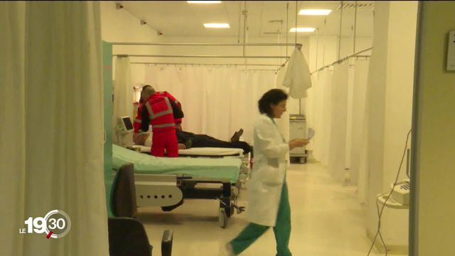 L'Italie annonce un deuxième décès dû au coronavirus. [RTS]