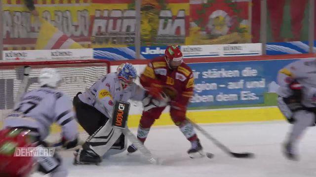 National League, 48e journée: Langnau - Fribourg (0-1) [RTS]