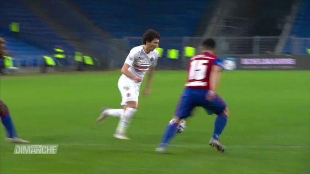 Football, Super League, 23e journée: Bâle - Servette (2-2) [RTS]