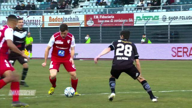 Football, Super League, 23e journée: Lugano - Sion (0-0) [RTS]