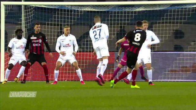 Football, Super League, 23e journée: Zurich - NE Xamax FCS (1-1) [RTS]