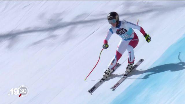 En ski alpin, la Suisse est en passe de retrouver la première place du classement des nations, devant l'Autriche. [RTS]