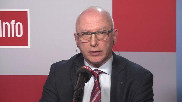 Face au coronavirus, crèches et entreprises ont déjà pris des mesures en Suisse: interview de Blaise Matthey [RTS]