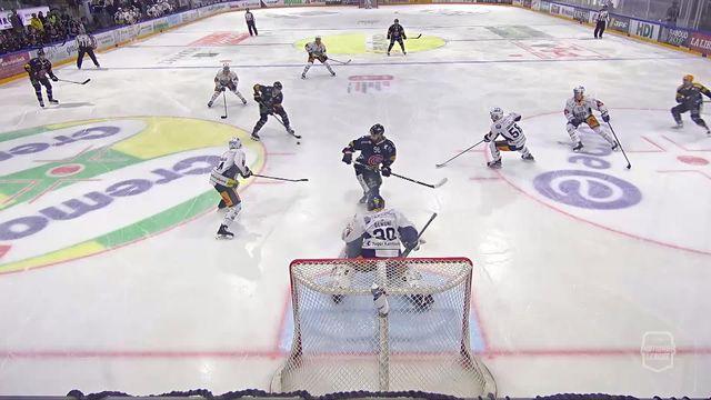 Hockey: Grand Format, Fribourg - Zoug [RTS]