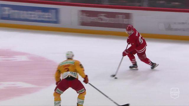Hockey: Grand Format, Lausanne - Langnau [RTS]