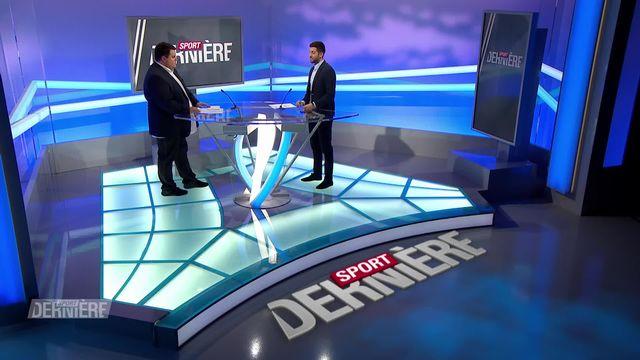 Sport dernière - semaine hockey saison 2019-2020 [RTS]