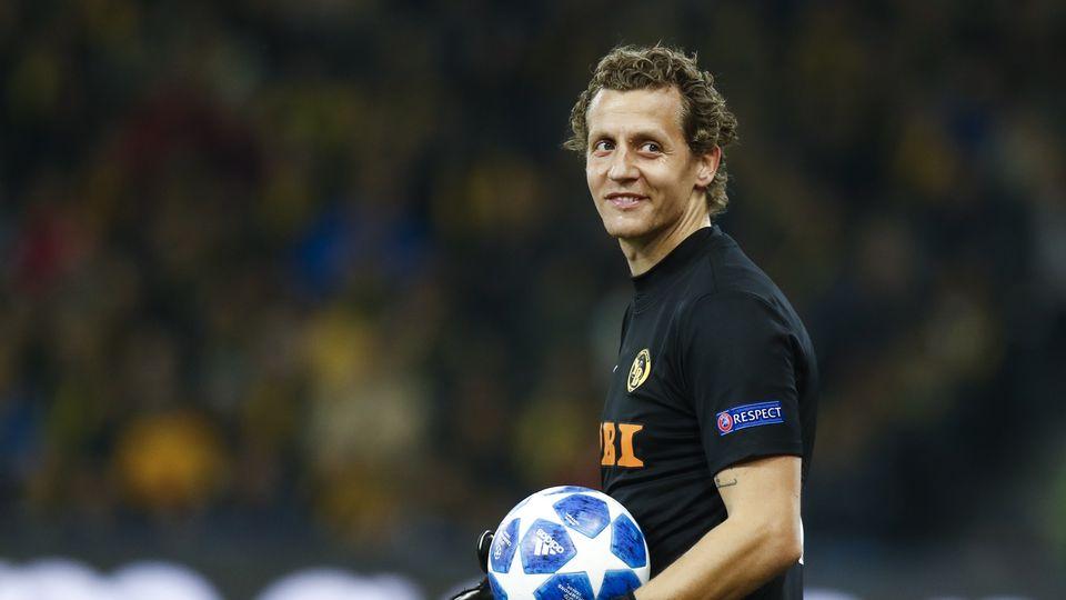 Wölfli compte également 11 sélections avec l'équipe de Suisse. [Peter Klaunzer - Keystone]