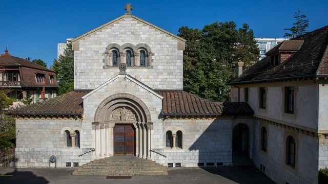 L'Eglise Saint-Paul de Cologny dans le canton de Genève. [DR - Paroisse St-Paul / cath.ch]