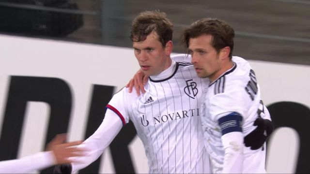 1-16 retour, Bâle - APOEL (1-0): les meilleures moments de la victoire bâloise [RTS]