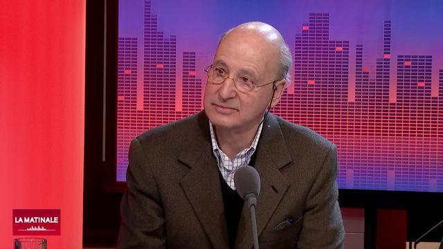 Les entreprises suisses impactées par le coronavirus: interview de Stéphane Garelli (vidéo) [RTS]