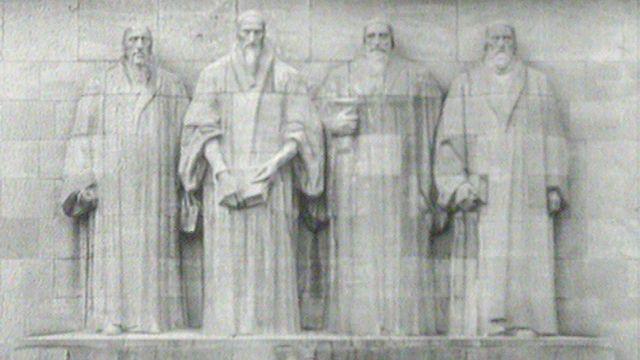 La Rome protestante [RTS]