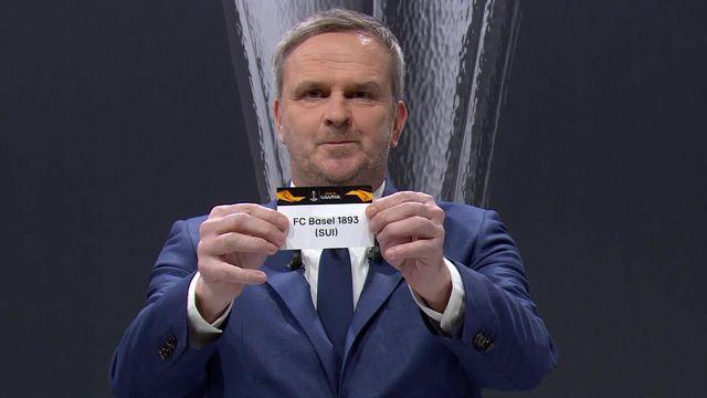 Europa League: tirage au sort des 8es de finale [RTS]