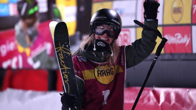 La Grisonne de 21 ans remporte la Coupe du monde Big Air [Friedemann Vogel]