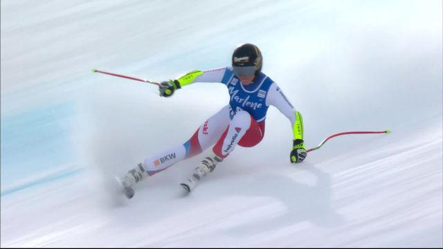 la Thuile (ITA), Super G dames: Lara Gut-Behrami (SUI) [RTS]