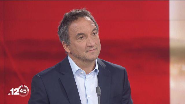 Le journaliste Philippe Lugassy revient sur l'effet du coronavirus sur la bourse [RTS]