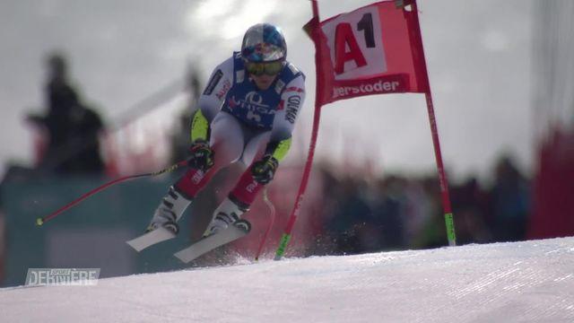 Super G messieurs, Hinterstoder (AUT): victoire de Vincent Kriechmayr (AUT), Mauro Caviezel (SUI) termine 2e [RTS]