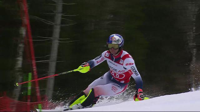 Hinterstoder (AUT), combiné messieurs, slalom: Alexis Pinturault (FRA) excellent sur le slalom [RTS]