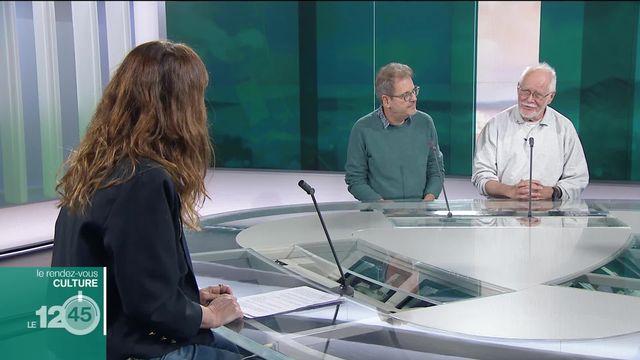 Rencontre avec le réalisateur Stéphane Goël et le Prix Nobel Jacques Dubochet. [RTS]