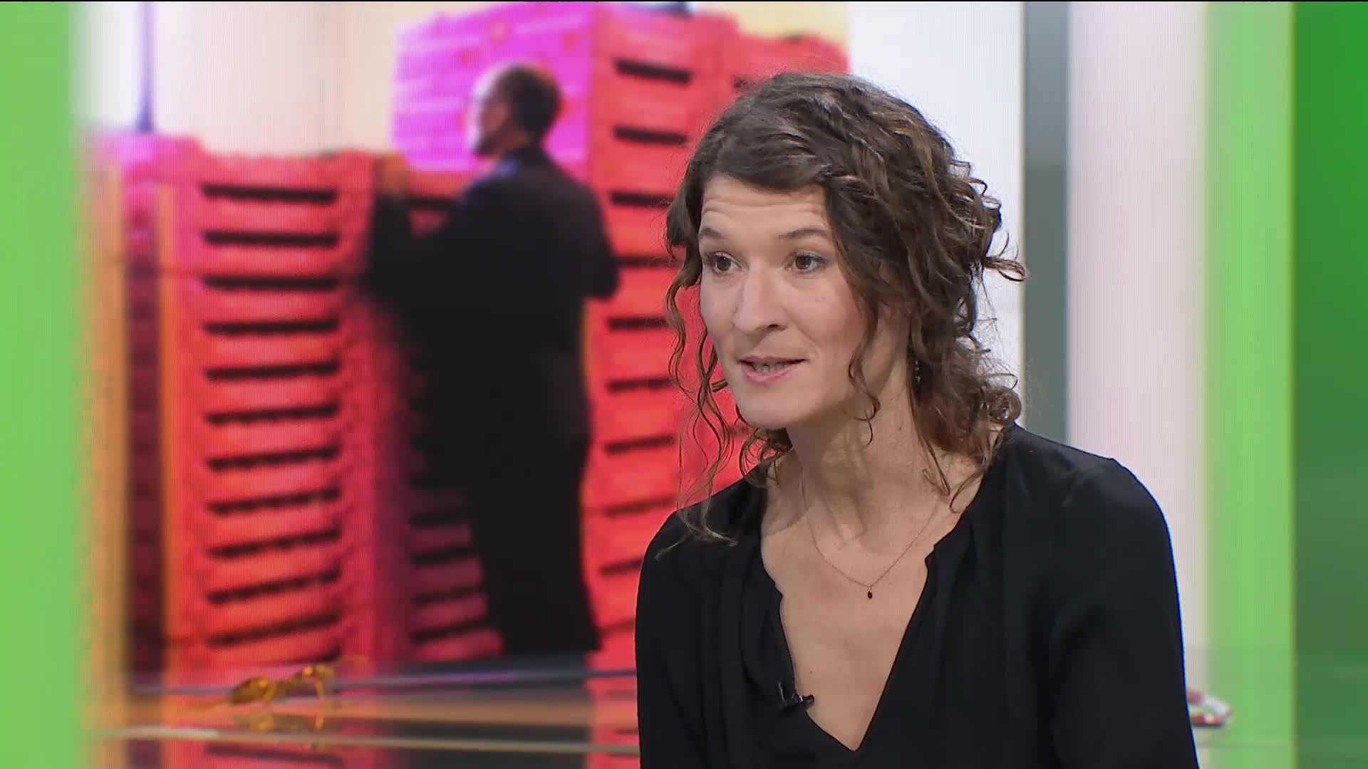 Nouvelles variétés de pommes: interview de Natalie Bougeard.