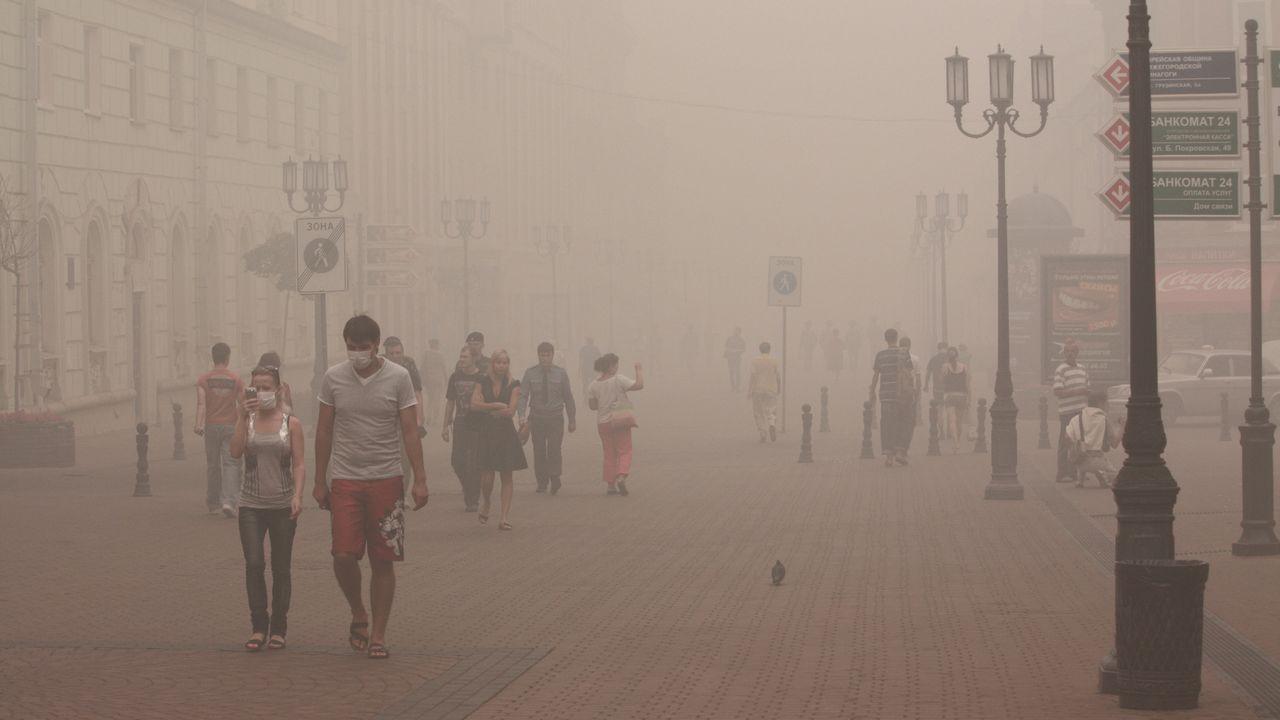 Smog à Nijni-Novgorod, en Russie. LeniKovaleva Depositphotos [LeniKovaleva - Depositphotos]